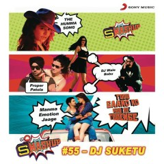 9XM Smashup # 55 (By DJ Suketu) - DJ Suketu,Badshah,Aastha Gill,Diljit Dosanjh,Amit Mishra