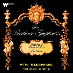 Beethoven: Symphony No. 8, Op. 93 & Coriolan Overture, Op. 62 - Otto Klemperer