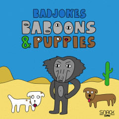 Baboons & Puppies (Single)