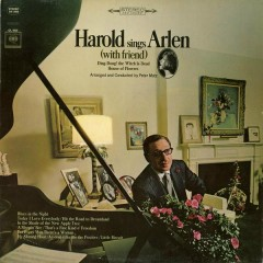 Harold Sings Arlen (With Friend)