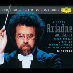 R. Strauss: Ariadne auf Naxos - Staatskapelle Dresden, Giuseppe Sinopoli