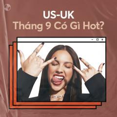 US-UK Tháng 9/2021 Có Gì Hot? - Olivia Rodrigo, The Kid LAROI, Kanye West, Doja Cat