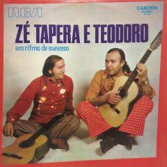 Em Ritmo de Sucesso - Zé Tapera & Teodoro