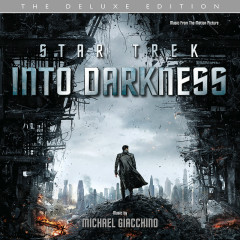 Star Trek Into Darkness (Music From The Original Motion Picture / Deluxe Edition) - Michael Giacchino