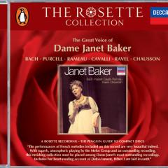 Bach/Purcell/Rameau/Cavalli/Ravel/Chausson - Janet Baker - Dame Janet Baker