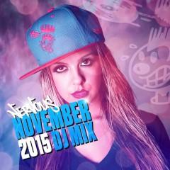 Nervous November 2015 - DJ Mix - Various Artists