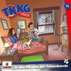 015/In den Fängen der Felsenbande - TKKG Junior