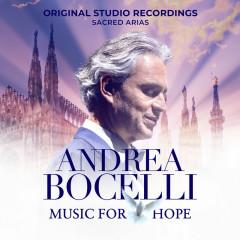Music For Hope: Original Recordings 'Sacred Arias' - Andrea Bocelli