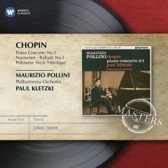 Chopin: Piano Concerto No.1 - Maurizio Pollini