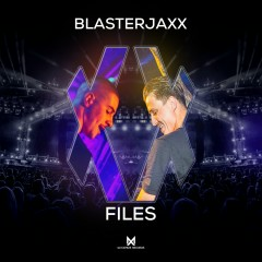 XX Files EP - BlasterJaxx