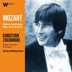 Mozart: Piano Concertos Nos. 8