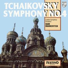 Tchaikovsky: Symphony No. 4; Hamlet - London Symphony Orchestra, Igor Markevitch