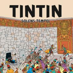 Solens tempel - Tintin, Tomas Bolme, Bert-Åke Varg