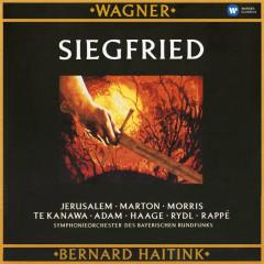 Wagner: Siegfried - Eva Marton, Siegfried Jerusalem, Symphonieorchester des Bayerischen Rundfunks, Bernard Haitink
