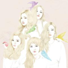 The 1st Mini Album 'Ice Cream Cake' - Red Velvet