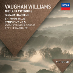 Vaughan Williams: The Lark Ascending; Fantasia On A Theme By Thomas Tallis; Symphony No.5 - Academy of St. Martin in the Fields, Sir Neville Marriner, London Philharmonic Orchestra, Roger Norrington