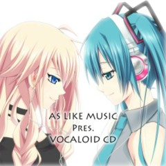 As Like Music pres. VOCALOID CD