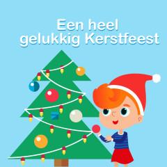 Een heel gelukkig Kerstfeest - Kinderliedjes Om Mee Te Zingen