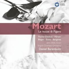 Mozart:Le Nozze Di Figaro - Daniel Barenboim