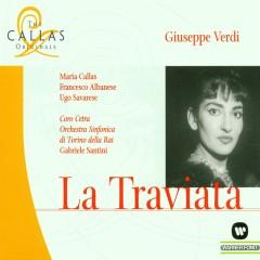 La Traviata - Gabriele Santini, Maria Callas