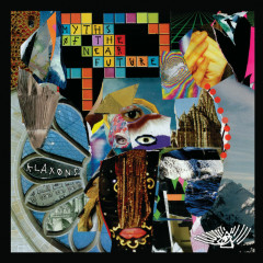 Myths Of The Near Future (Exclusive to specific BPs) - Klaxons