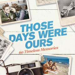 Those Days Were Ours - Various Artists