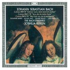 Bach, J.S.: Cantatas Nos. 8, 78 & 99 - Joshua Rifkin, Julianne Baird, Allan Fast, Frank Kelly, Jan Opalach