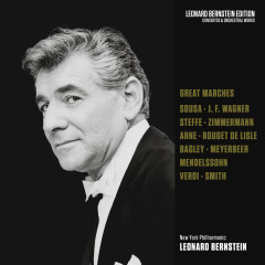 Bernstein Conducts Great Marches