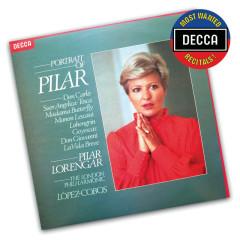 Portrait Of Pilar - Pilar Lorengar, London Philharmonic Orchestra, Jesus Lopez-Cobos