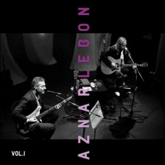 Aznar Lebon (En Vivo en el Teatro ND Ateneo Volumen 1) - Pedro Aznar, David Lebon