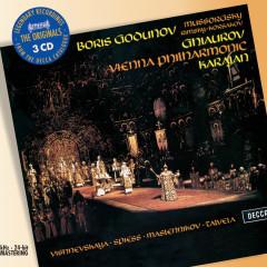 Mussorgsky: Boris Godunov - Nicolai Ghiaurov, Wiener Philharmoniker, Herbert von Karajan