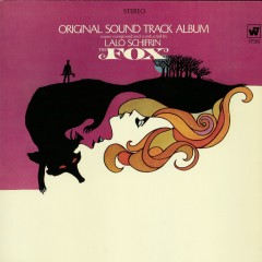 The Fox - Original Soundtrack Album - Lalo Schifrin