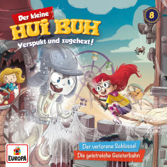 008/Der verlorene Schlüssel/Die geistreiche Geisterbahn - Der kleine Hui Buh