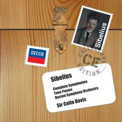 Sibelius: Complete Symphonies; Tone Poems - Boston Symphony Orchestra, Sir Colin Davis
