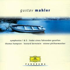 Gustav Mahler: Symphonies 1 & 5 etc. - Royal Concertgebouw Orchestra, Leonard Bernstein