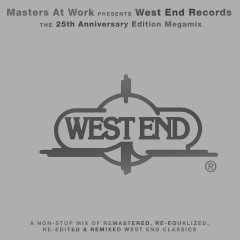 MAW presents West End Records: The 25th Anniversary (2016 - Remaster) - Various Artists