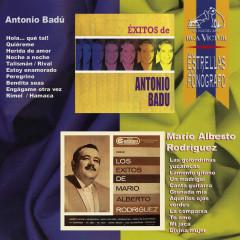 Las Estrellas del Fonógrafo RCA Victor - Antonio Badu, Mario Alberto Rodríguez