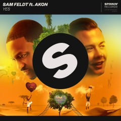 YES (feat. Akon) - Sam Feldt, Akon