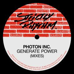 Generate Power (Mixes) - Photon Inc.