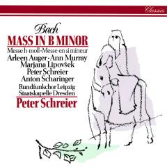 Bach, J.S.: Mass in B Minor - Peter Schreier, Arleen Augér, Ann Murray, Marjana Lipovsek, Anton Scharinger