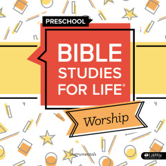 Bible Studies for Life Preschool Worship Winter 2020-21 Instrumentals - Lifeway Kids Worship