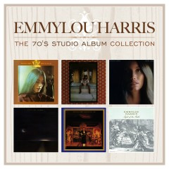 The 70's Studio Album Collection - Emmylou Harris