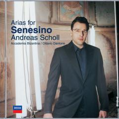 Arias for Senesino (Bonus Track Version) - Andreas Scholl, Accademia Bizantina, Ottavio Dantone