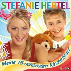 Meine 15 schönsten Kinderlieder - Stefanie Hertel