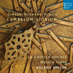 Johann Hermann Schein: Cymbalum Sionium - Musica Fiata