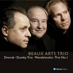 Dvorák : Piano Trio No.4, Dumky' & Mendelssohn : Piano Trio No.1 - Beaux Arts Trio