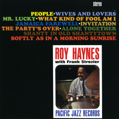 People - Roy Haynes, Frank Strozier