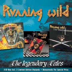 The Legendary Tales - Running Wild