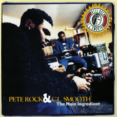 The Main Ingredient - Pete Rock & C.L. Smooth