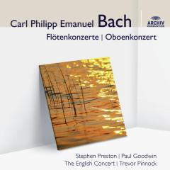 C.Ph.E. Bach: Flöten/Oboenkonzerte (Audior) - The English Concert, Trevor Pinnock